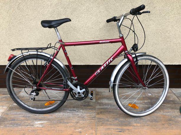 Rower turystyczny męski mtb miejski koła 26 cali rama 21 cali