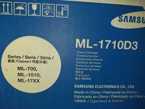 Картридж оригинальный SAMSUNG ML-1710D3