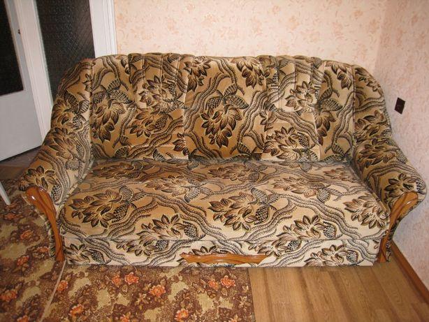 диван м'який розкладний