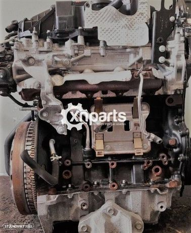 Motor RENAULT MEGANE CC (EZ0/1_) 1.6 dCi (EZ00) | 04.11 -  Usado REF. R9M402