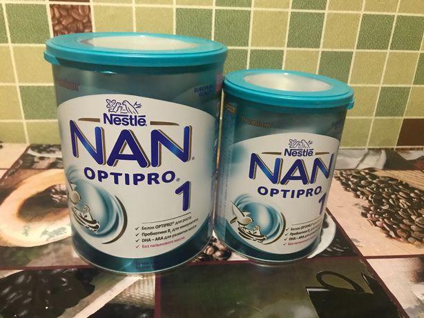 Детская смесь NAN OPTIPRO 1