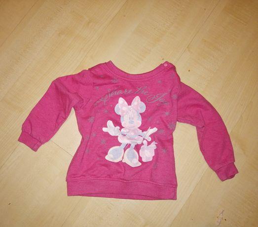 Bluza Disney baby, rozmiar 80