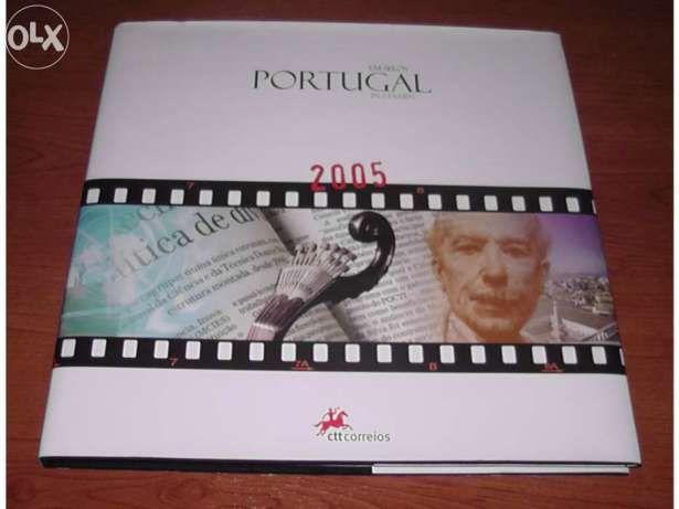 Livro CTT - Portugal em Selos 2005