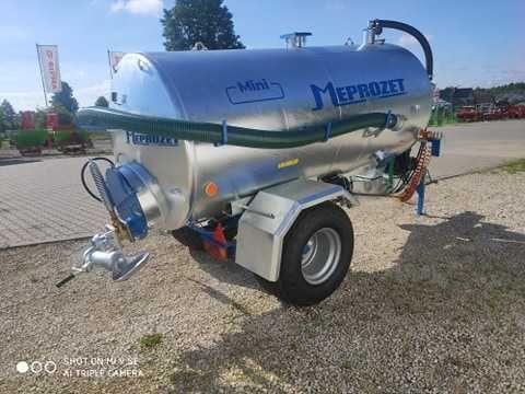 Wóz asenizacyjny Meprozet beczka beczkowóz 5000L 6000L od Ręki