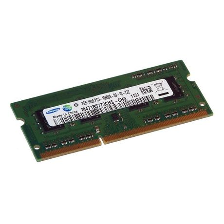 Память для ноутбука SODIMM DDR3 2Gb Samsung M471B5773CHS-CH9