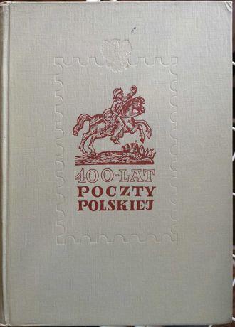 400 lat poczty polskiej / książka