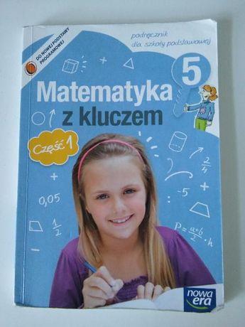 Matematyka z kluczem część 1 i część 2 wyd. Nowa Era