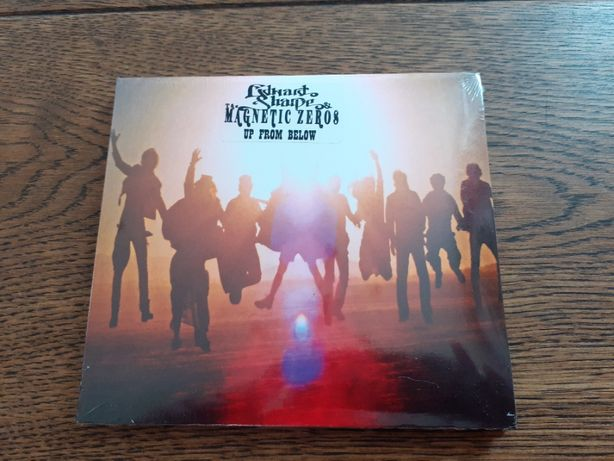 Edward Sharpe & The Magnetic Zeros: Up From Below (digipack) [CD]