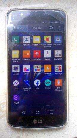 Smartfon LG K10 LTE K420n 2016