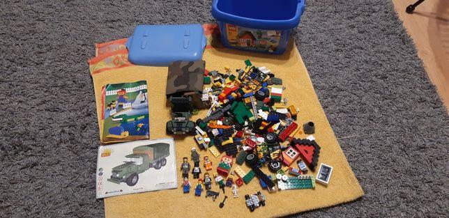 Mega zestaw LEGO 6161 z pudełkiem + inne klocki Lego i Cobi