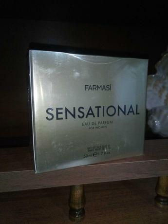 Жіноча парфумована вода Sensational Farmasi (не розпакована)