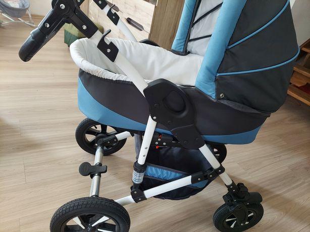 Wózek X-TRALL niemowlecy gondola+SPACERÓWKA