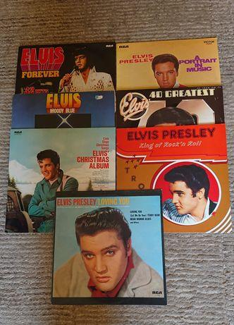 Plyty winylowe LP Elvis Presley