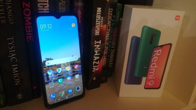 Xiaomi redmi 9 3/32gb w pełni sprawny