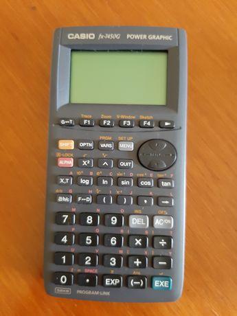 Calculadora Casio fx-7450G Gráfica