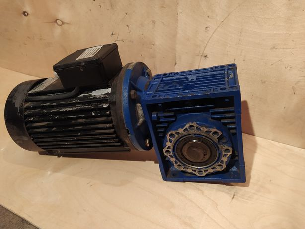 Motoreduktor silnik 1,1kW z hamulcem 50 obr/min Kacperek