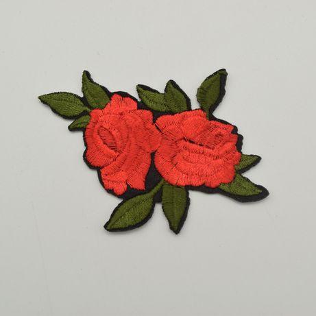 Róża termo aplikacja