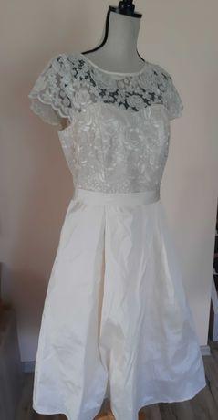 Suknia ślubna roz. 42 Wedding Collection  ecri