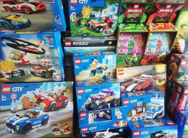 Klocki Lego NOWE zestawy Super Cena!