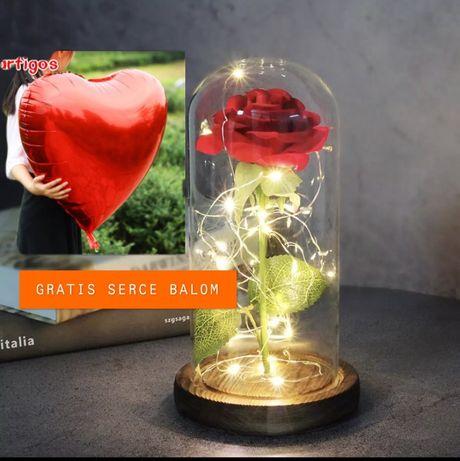 Wieczna róża w szkle gratis *DARMOWA DOSTAWA*