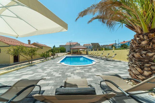 CroWonder, Chorwacja2021, Bibinje, willa z basenem dla 10 osób