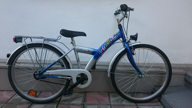 """Велосипед 24"""" Дитячий підлітковий Centano планетарка 3 Німецький"""