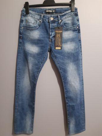 Spodnie Stone jeans  size 30