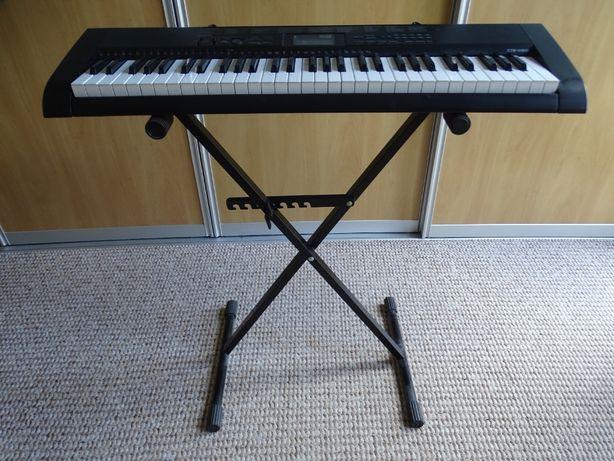 Keyboard Casio CTK-1150, używany