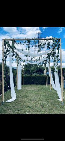 Stelaż wesele urodziny impreza roczek
