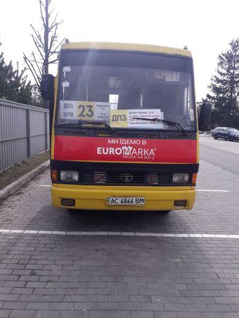 БАЗ Еталон міський автобус 19 місць