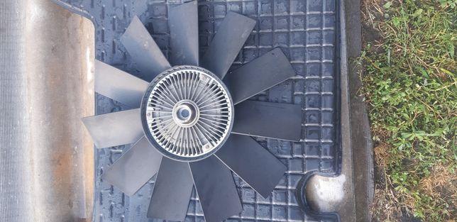 Гидромуфта радиатора з крильчаткою новою