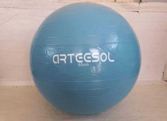 Nowa piłka Arteesol gimnastyczna 65 cm