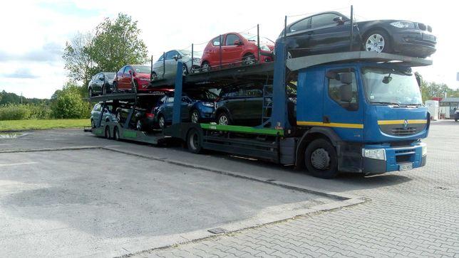 Autotransporter Lohr Pomoc drogowa euro 5