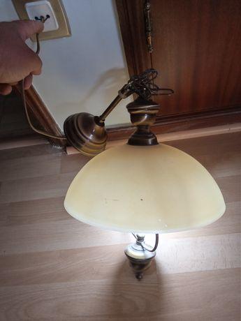 Candeeiro tecto com lâmpada