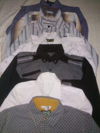 Рубашки для школы.