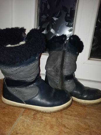 Подарю зимние сапожки девочке для дома в сухую погоду