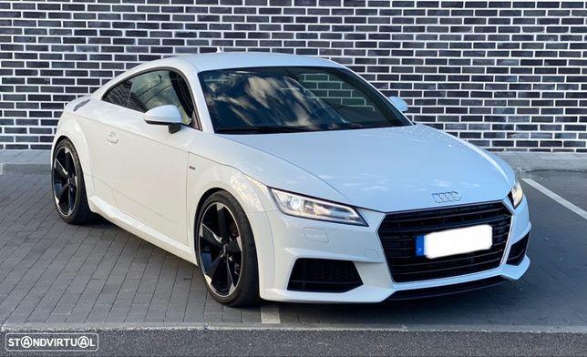 Audi TT Coupé 2.0 TDi S-line
