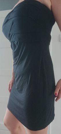 Intimissimi sukienka L mala czarna zara