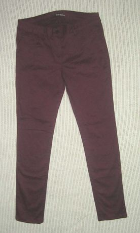 женские джинсы с высокой посадкой-48-50 размер
