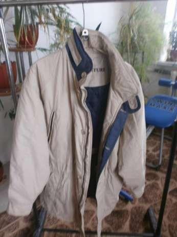 Продам куртку мужскую размер 50-52