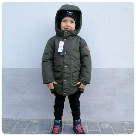 Курточка парка зимняя на мальчика Nеxt Zara H&M Kappahl Kaxs
