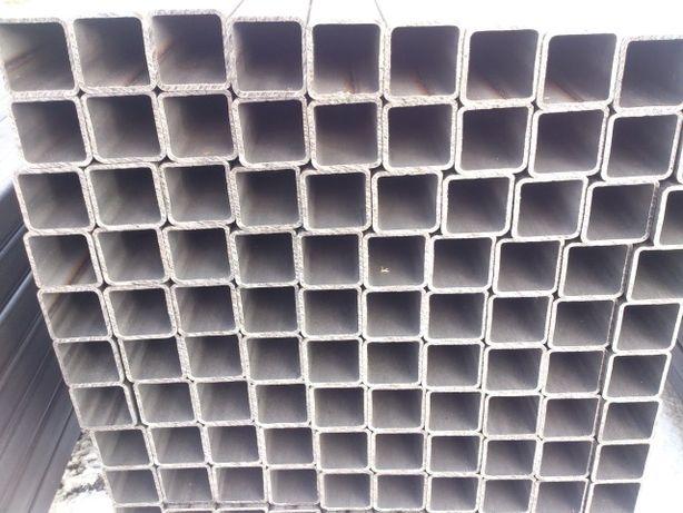 30x30x1,5mm Profil zamknięty / rura kwadrat / kształtownik L6m