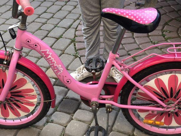 продам велосипед біціглі-для дівчинки