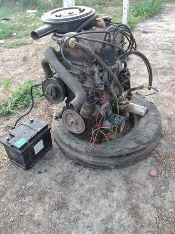 Двигун ваз 2103 по 10б на 8