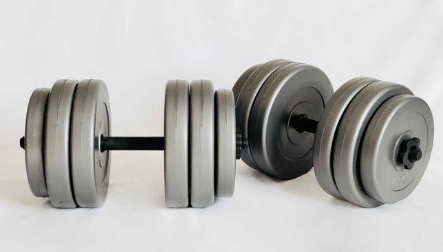 Гантелі 2х13 кг Набірні Нові