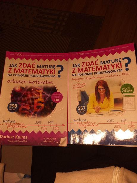 Książka matura matematyka