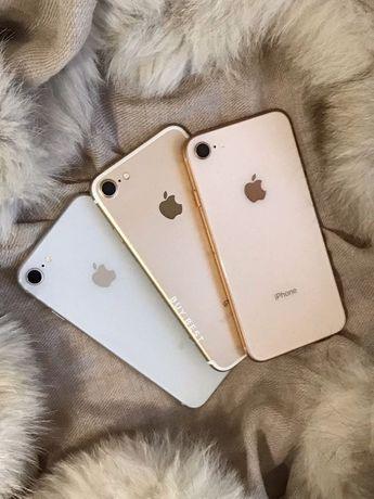 Айфон/iPhone 7/8/Plus 32/64/128/256Gb Black/Silver/Gold/Rose ID:023