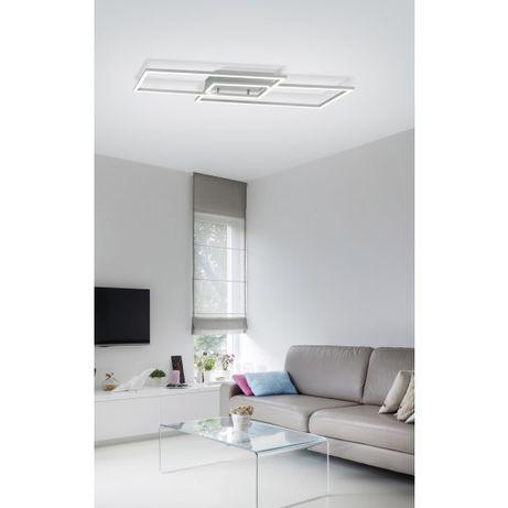 Nowoczesna lampa INIGO Led ściemniacz 1750 lumenów minimalistyczna