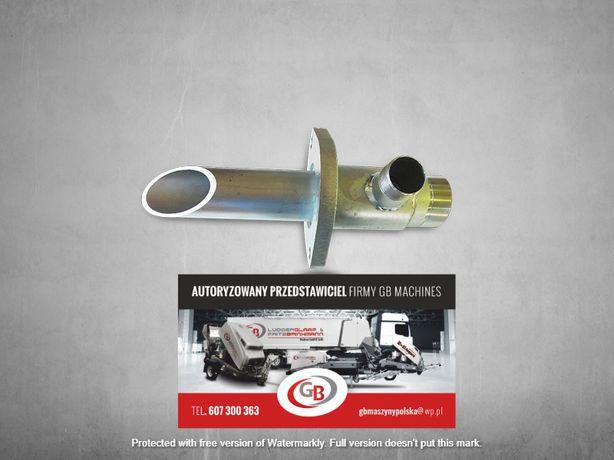Gardziel/wylot GB Mixman/ Bms / Brinkmann mixokret pompa do betonu