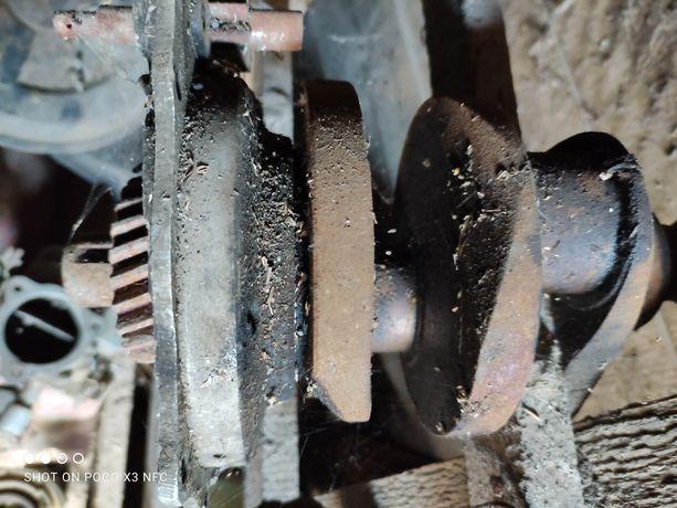 Коленвал МТ 10 киевского мотоциклетного завода